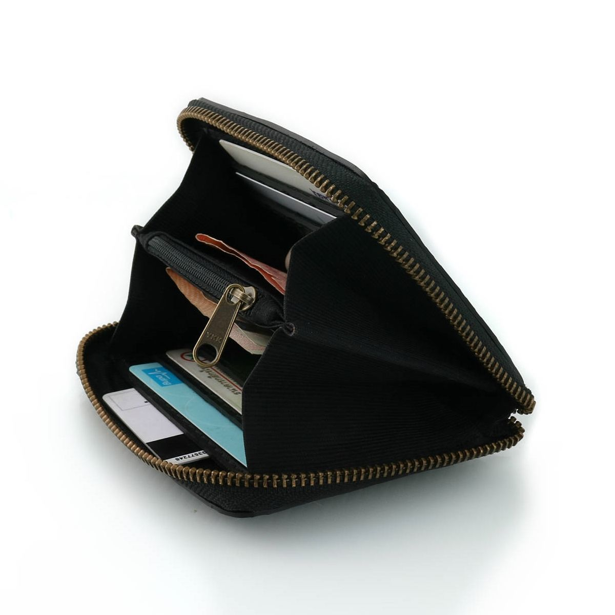 WALLET Recycled Alanis Womens Wallet - Black