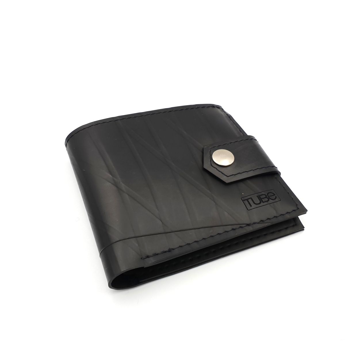 WALLET Recycled Freddie Wallet - Black