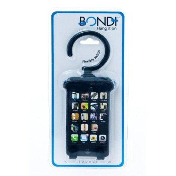 Bondi phone holder - Black