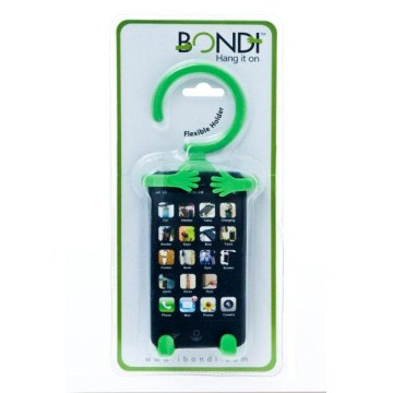 Bondi phone holder - Green