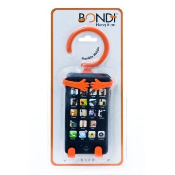 Bondi phone holder - Orange