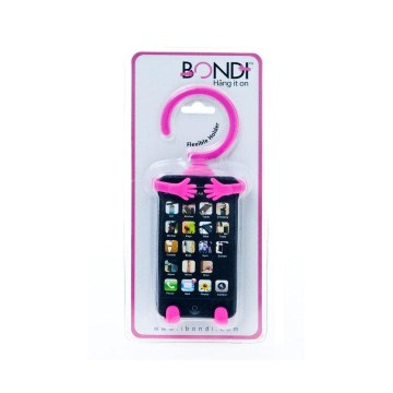 Bondi phone holder - Pink