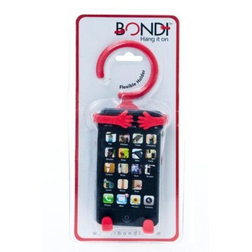 Bondi phone holder - Red