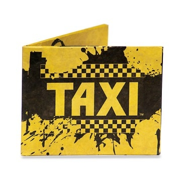 Dynomighty Mighty Wallet - Taxi