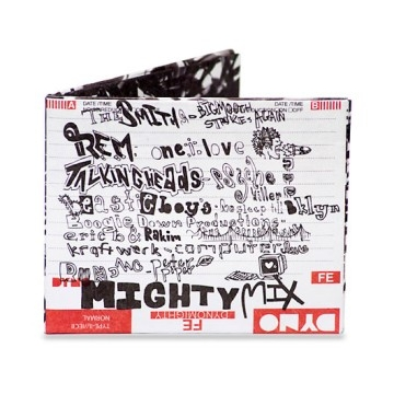 Dynomighty Mighty Wallet - Mix Tape