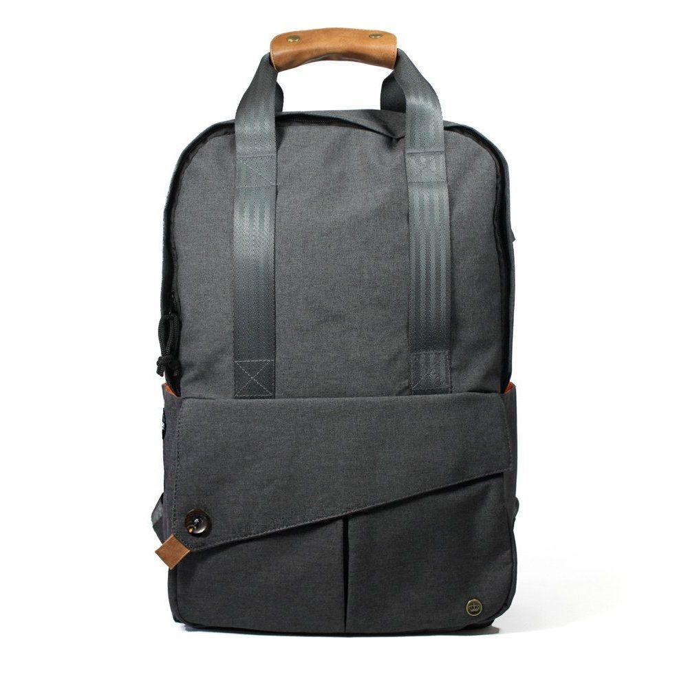 PKG Backpack Tote Pack - Dark Grey