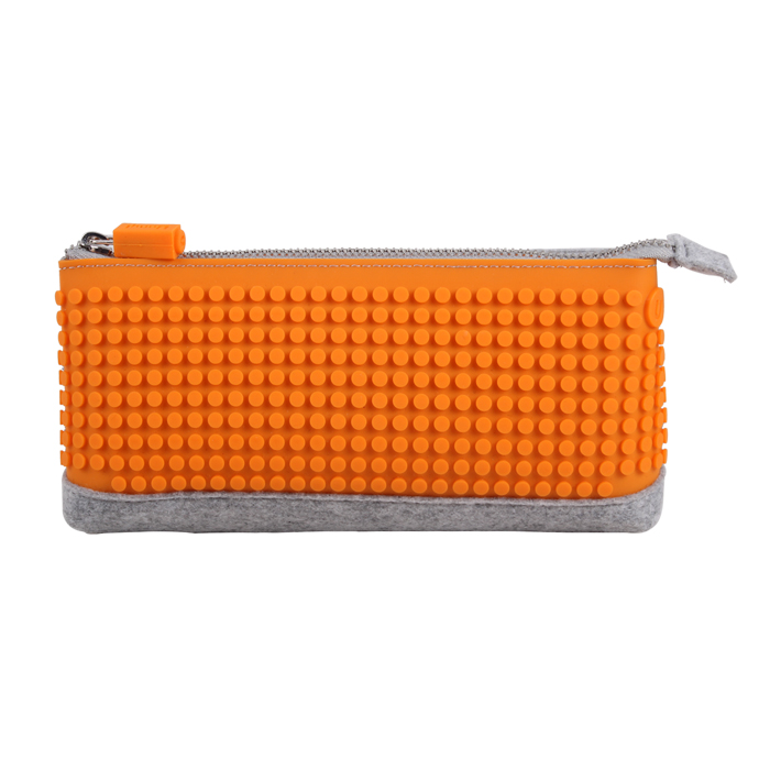 Pencil Case - Orange