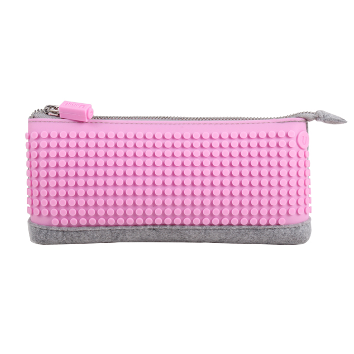 UPixel Pencil Case - Pink