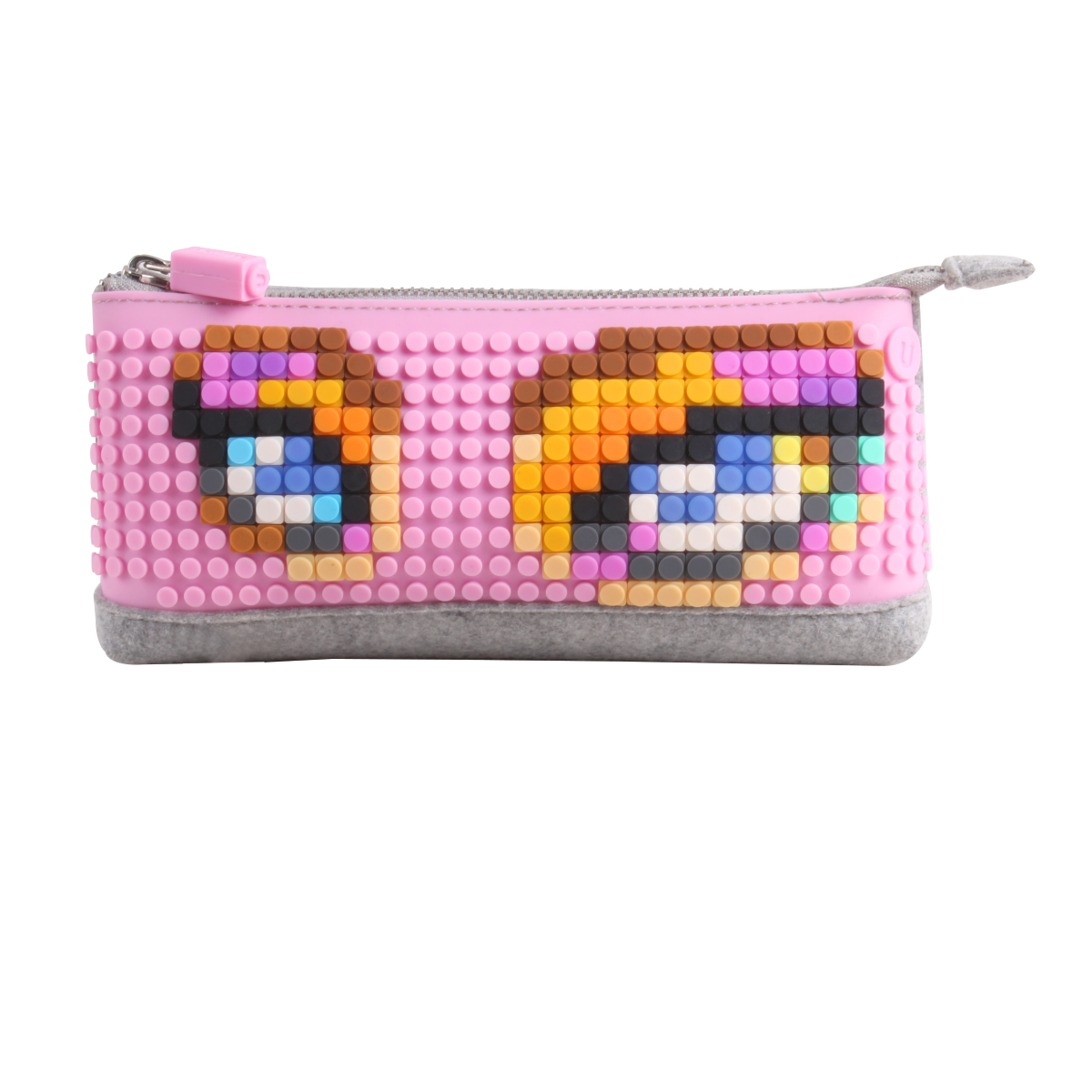 UPixel Pencil Case - Purple
