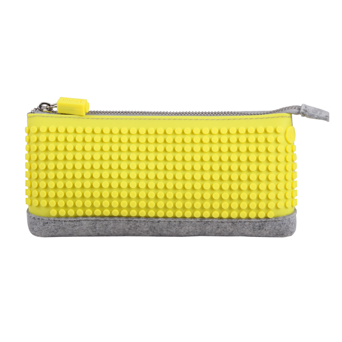UPixel Pencil Case - Yellow