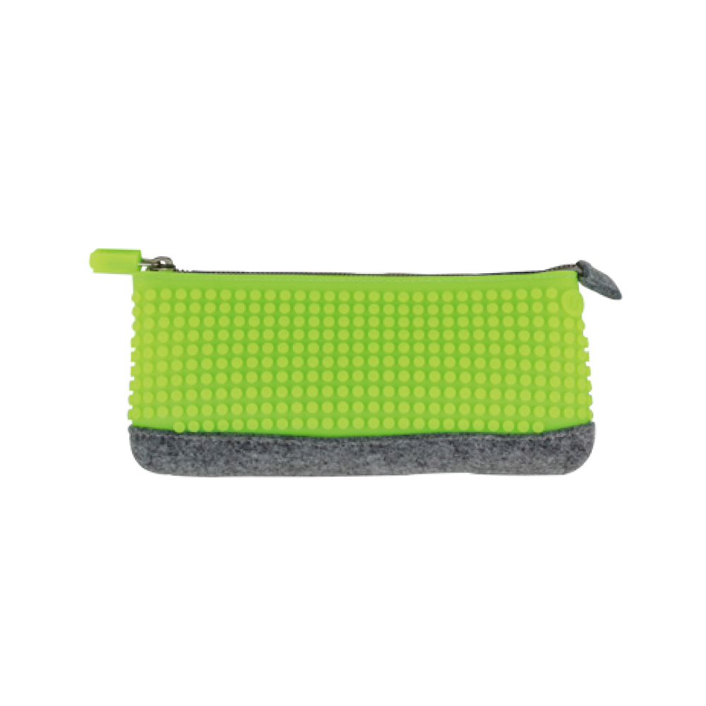 Pencil Case - Apple Green