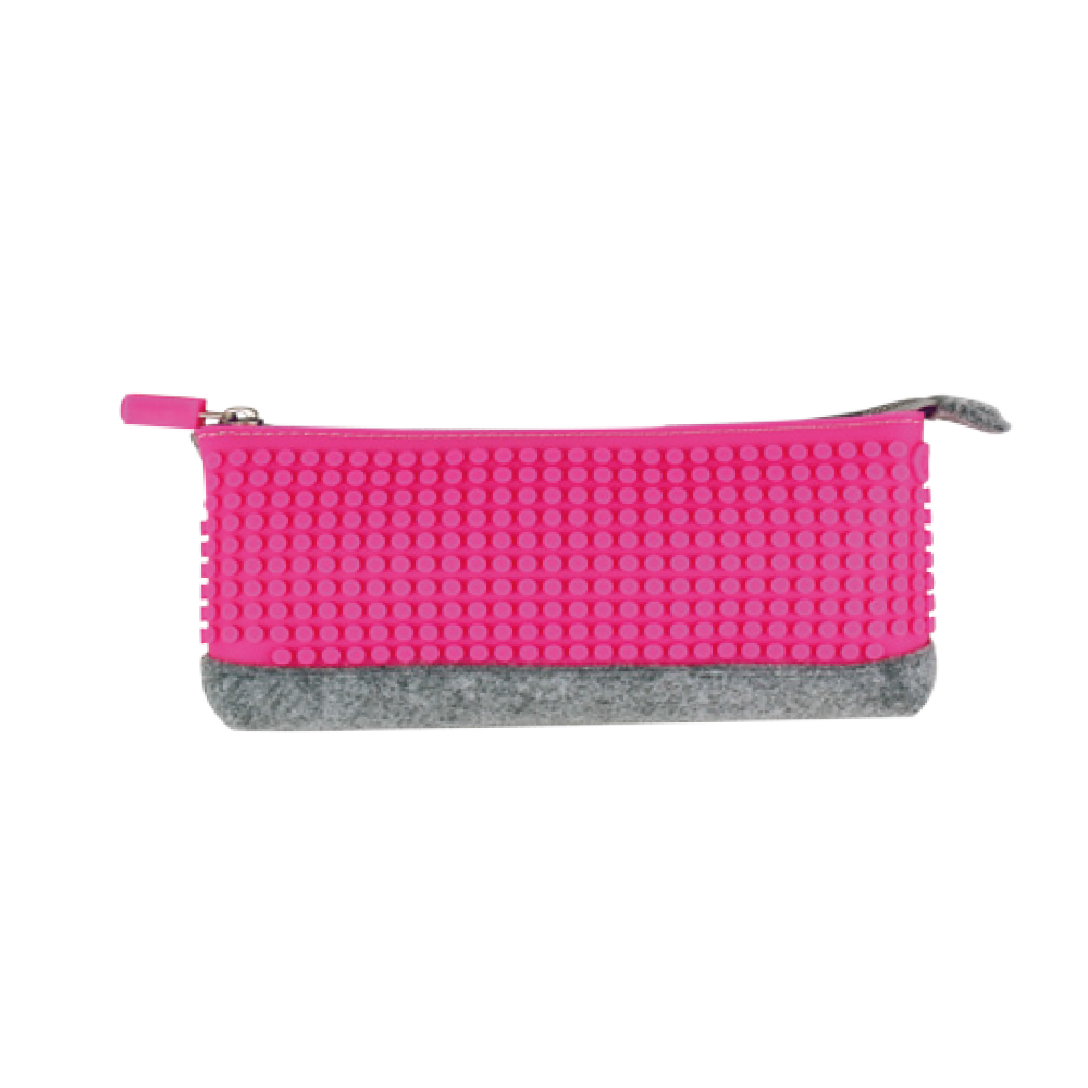 UPixel Pencil Case - Fuchsia