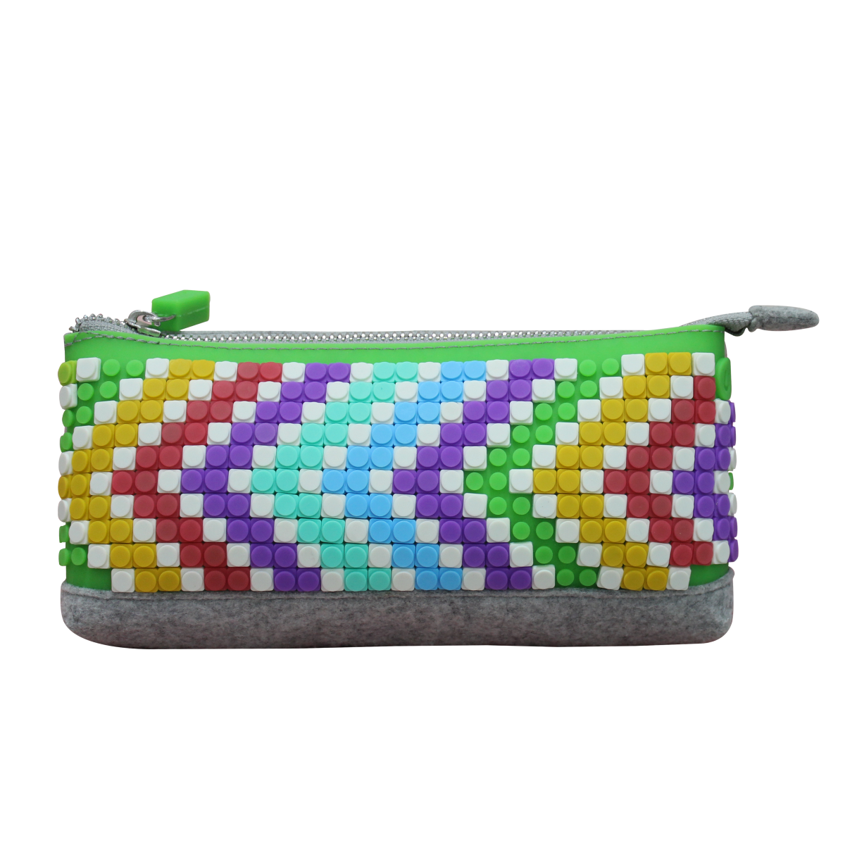 UPixel Pencil Case - Fuchsia/Purple