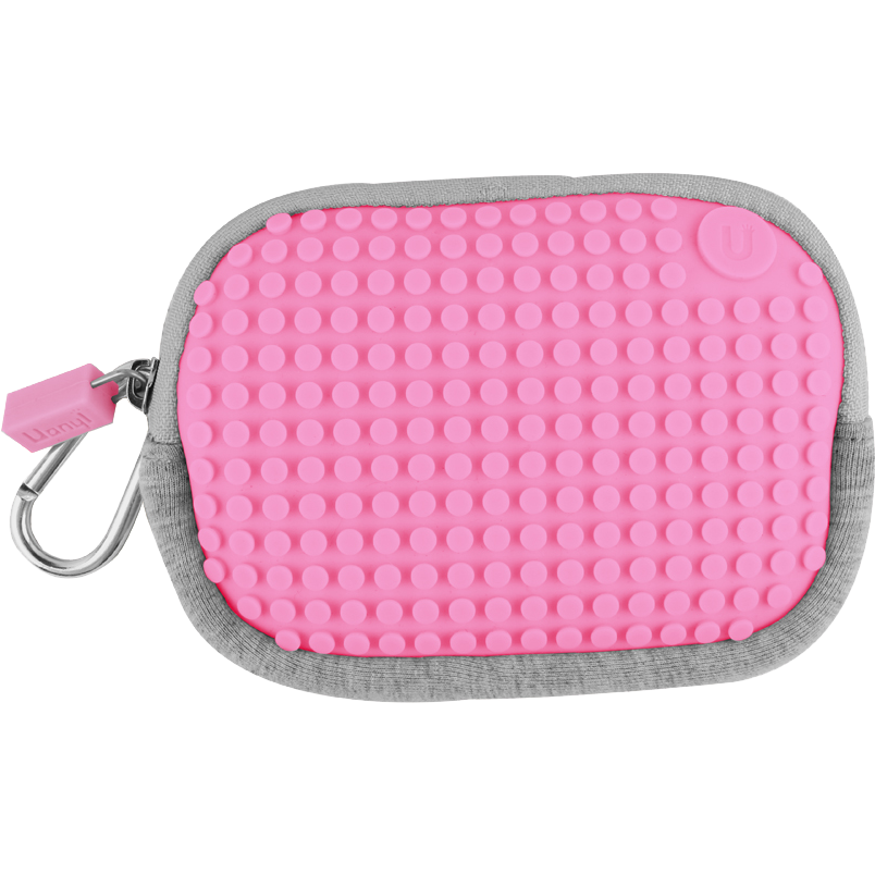Pixel Pouch - Pink