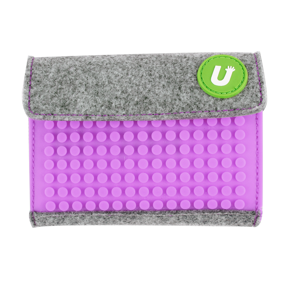 UPixel Pixel Wallet - Purple