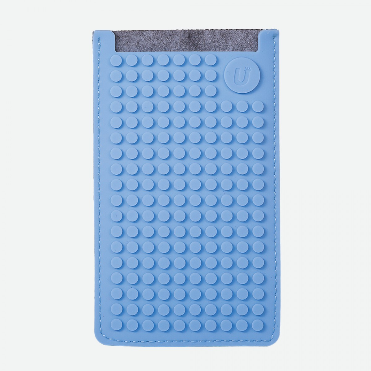 Pixel Phone Case Small - Blue