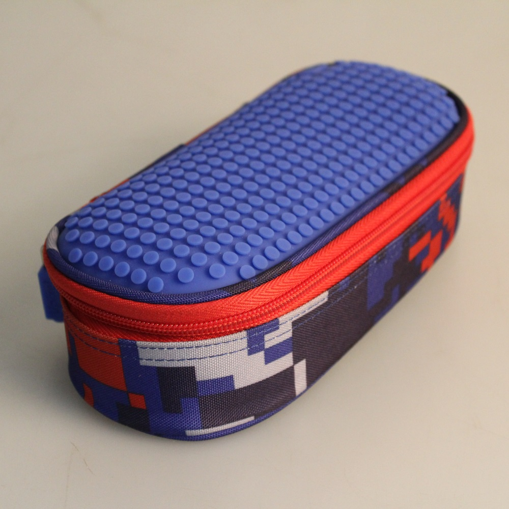 UPixel premium Pencil Case - Blue