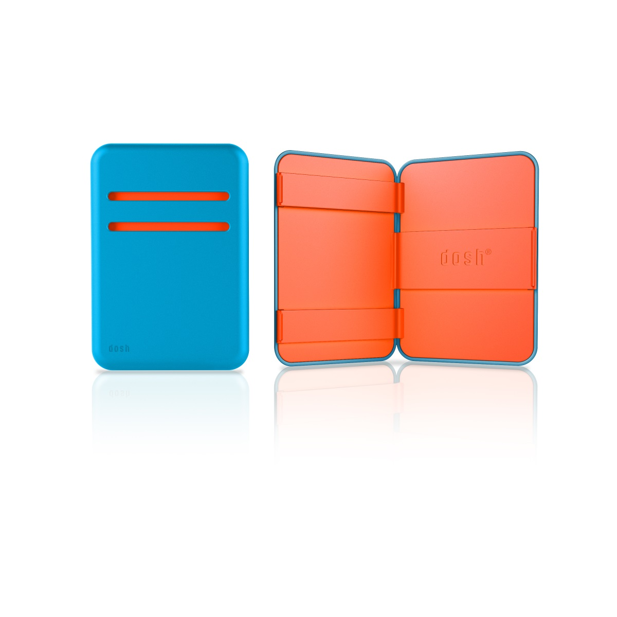 dosh MAGIC - SHERBET- Light Blue/Orange