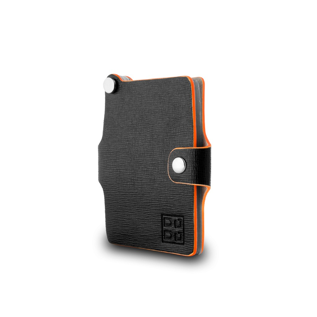 DuDu Premium small card holder - Black