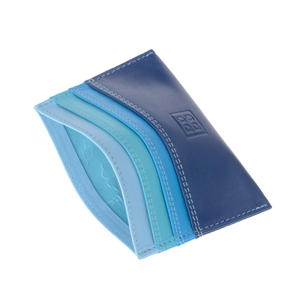 DuDu Credit card holder - Blue