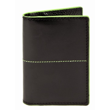 Thunderbird Folding Card Case - Black