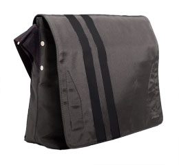 J.FOLD Messenger Bag - Grey