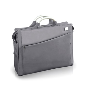 LEXON Airline Document Laptop Bag - Grey