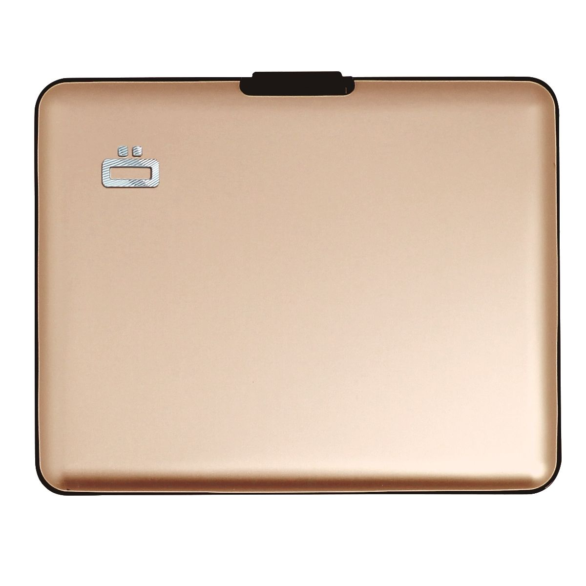 OGON Aluminum Wallet Big - Rose Gold