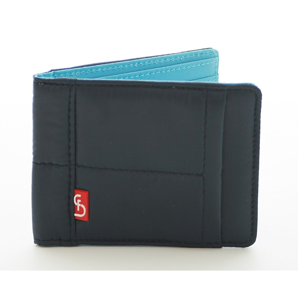 STELLA & FRITZ Dumbo Men's Wallet - Navy Blue