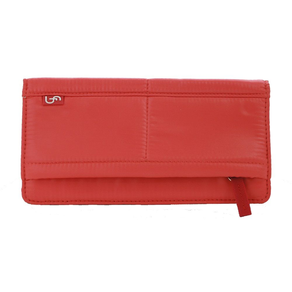 STELLA & FRITZ Dumbo Womens Wallet - Red