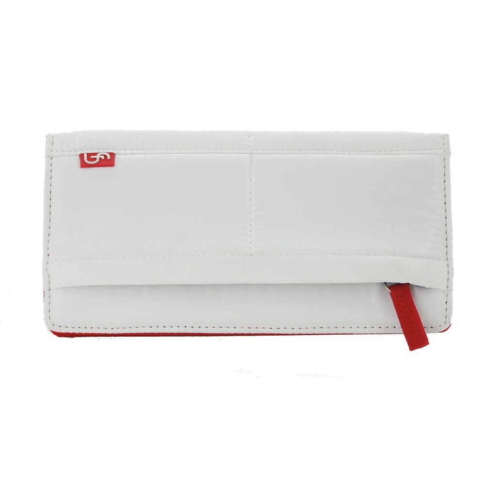 Dumbo Womens Wallet - White