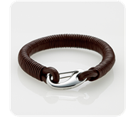 STORM London Lexor Bracelet - Brown