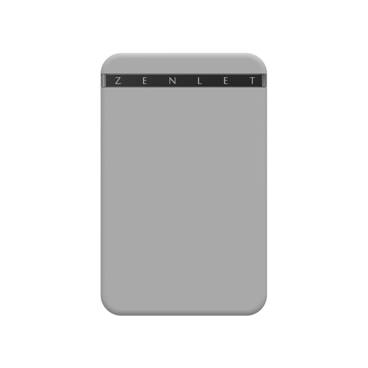 The Ingenious Wallet - Grey
