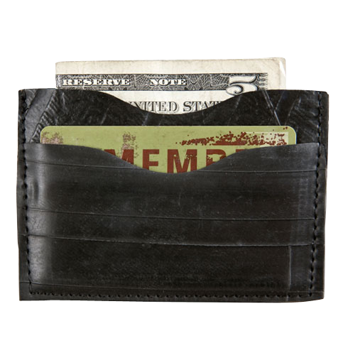 Alchemy Goods Recycled Dexter Wallet - Black