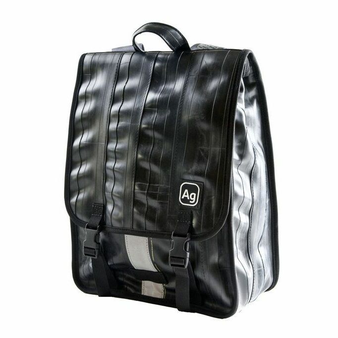 Alchemy Goods Recycled Madison Backpack - Black