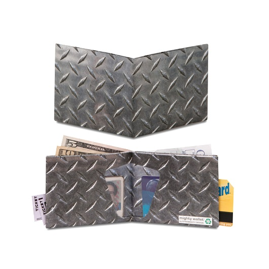 Dynomighty Mighty Wallet - Diamond Plate