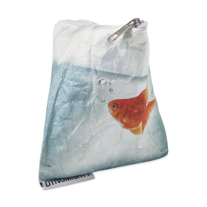 Dynomighty Tyvek Stash Bag - Goldfish