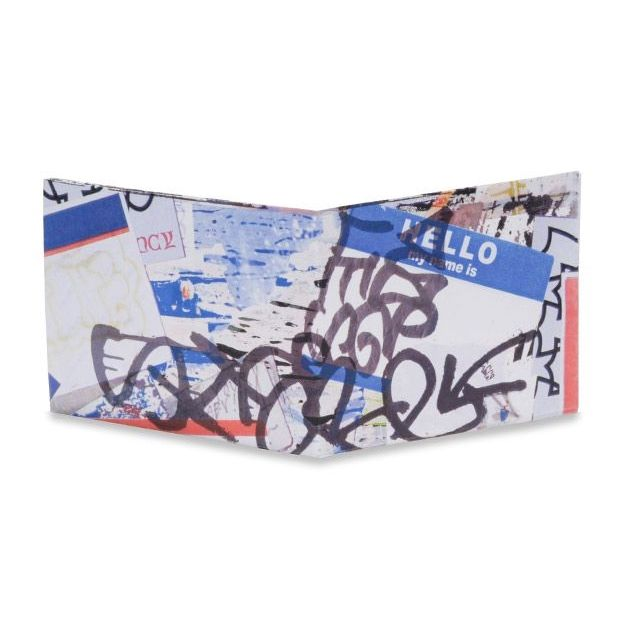 Dynomighty Mighty Wallet - Graffiti