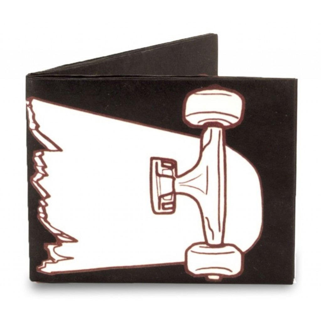 Dynomighty Mighty Wallet - Skate or Bust