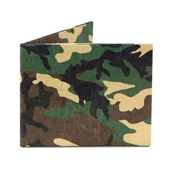 Dynomighty ארנק Tyvek  - צבאי