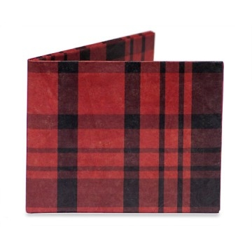 Dynomighty Mighty Wallet - Lumberjack