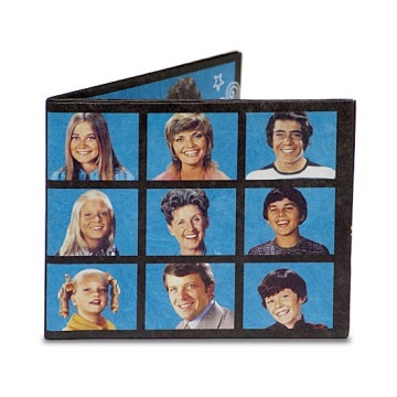Dynomighty Mighty Wallet - The BRADY BUNCH