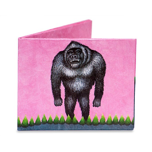 Dynomighty Mighty Wallet - The Gorilla