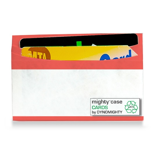 Dynomighty Mighty Card Case - Hello My Name