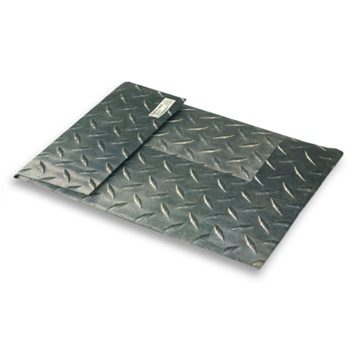 Dynomighty Mighty Laptop Case - Diamond Plate