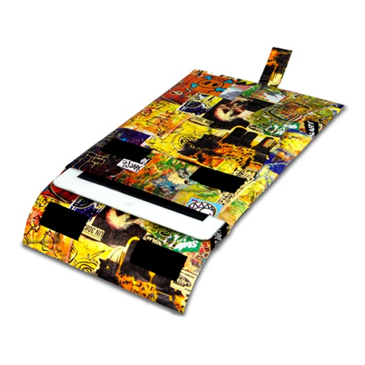 Dynomighty Mighty TabletCase - Graffiti