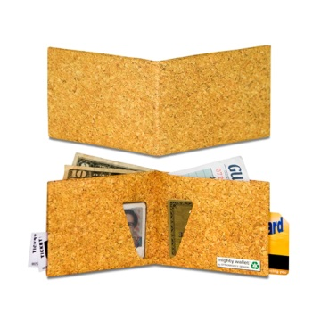 Dynomighty Mighty Wallet - Cork