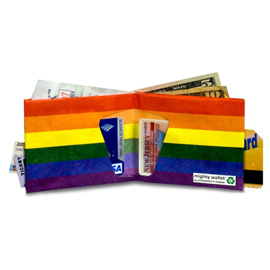 Dynomighty Mighty Wallet - Pride
