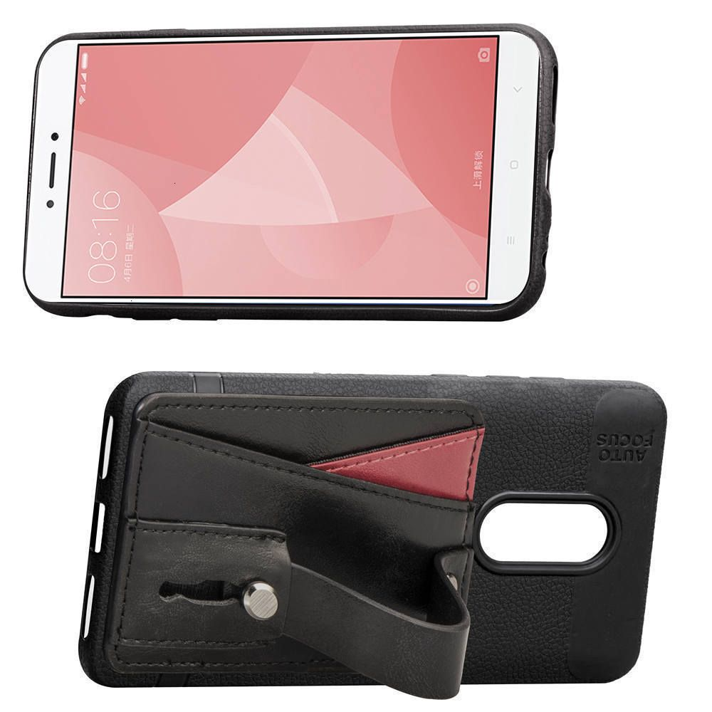 WALLET Phone Wallet Card Holder - Black