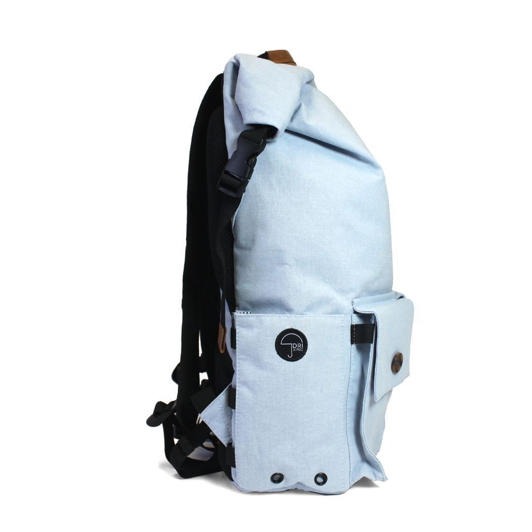 PKG Backpack Rolltop Pack - Chambray